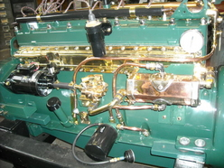 Custome builds Chrysler Marine engines, DolphinMarineEngineCo com